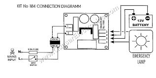emergency lighting controller smart kit 1184
