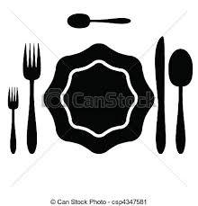 kitchen utensils silhouette vector free. Kitchen Utensils. Cutlery Utensils Silhouette Vector Free (