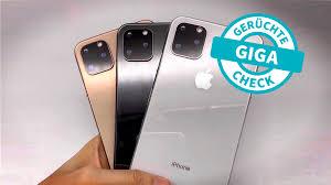 Iphone 11 Im Gerüchte Check Unser Wissensstand Zum Apple Handy