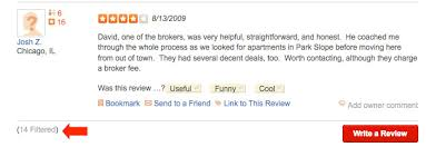 yelp review template. Perfect Template Filtered Yelp Reviews Inside Yelp Review Template