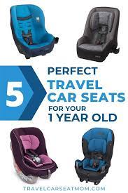 car seat suitable for 1 year old