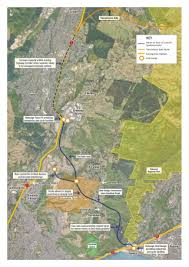 petone to link road nz transport agency view larger preferred alignment diagram pdf 4 2 mb
