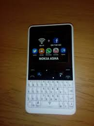 nokia asha 210 unlocked in WR2 ...