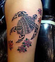 Tatuaggio Coscia Fenice Tatuaggio
