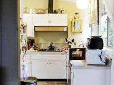 Give Your Kitchen A Fresh Look