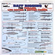 Fishermans Bait Rigging Chart 1