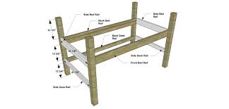 diy loft bed with desk plans image collections norahbent 2018