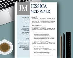 Awesome Resume Templates Free Creative Resume Template Resume Badak 21