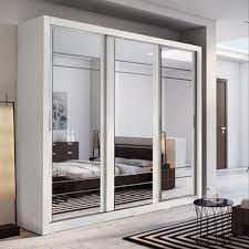 ghs metal sliding glass door wardrobe