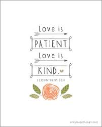 Love Is Patient Love Is Kind Quote Inspiration Love Is Patient Love Is Kind Quote Entrancing Love Is Patient Love