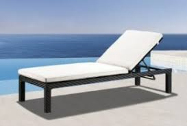 image outdoor furniture chaise. impulses wicker furniture outdoor patio chaise lounge chair image u