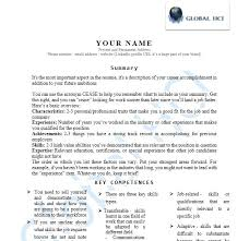 Cv Guidelines Download Template A Download Writing Guidelines Cv Writing