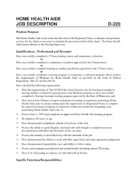 Do you know what to include in your Certified Home Health Aide resume? View  hundreds of Certified Home Health Aide resume examples to learn the best  format, ...