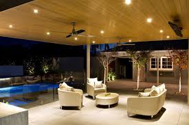 pergola lighting ideas design. Extraordinary Outdoor Living Space Design With Pitched Pergola Roof : Stunning Room Decoration Using Lighting Ideas A