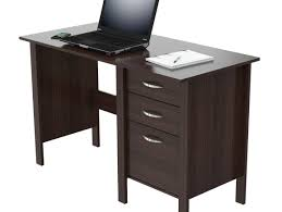 full size of desk rinaldi faux leather writing desk rich espresso black faux leather upholstery