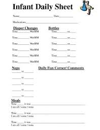 baby daily report sheet pin by kaleigh gormally on daycare ideas daycare daily sheets