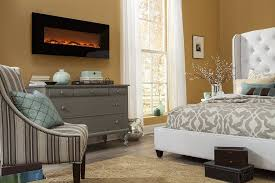 touchstone onyx wall mounted electric fireplace review