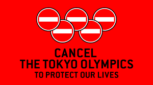Petition · Cancel the Tokyo Olympics to protect our lives · Change.org