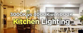 Kitchen Flood Lights 3000k Vs 4000k Vs 5000k Led Bulbs Which Is Best For Kitchen