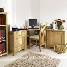 awesome pine desks for home office in contemporary room style interesting office room design presented