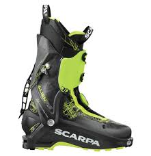 Super Light Ski Boots Scarpa Alien Rs Review Gearlab