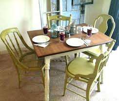refinished dining room tables refinish dining om table chalk paint refinishing with rustic kitchen tables spray refinished dining room tables