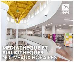 Les bibliothèques et la médiathèque... - Bibliothèques et Médiathèque de  Saint-Denis de La Réunion