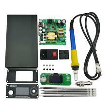 ksger 3 0 stm32 oled diy electric unit digital soldering iron station temperature controller for hakko t12