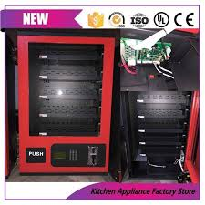 Automatic Vending Machine Extraordinary Automatic Vending Machine Condoms Vending Machine With Coinsin