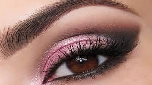 tutorial asian indian stani arabic contemporary look urdu middot latest smokey eye makeup step by dailymotion