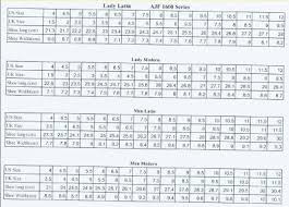 Gbx Shoes Size Chart Gbx Shoes European Size Conversion Chart