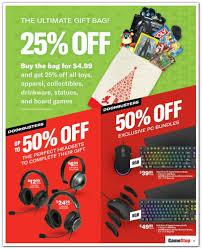 GameStop Black Friday 2020 Ad & Deals ...