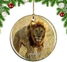 Suchergebnis Auf Amazonde Für Löwe Christbaumschmuck