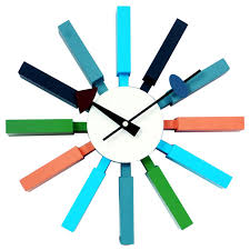 cool looking clocks. Simple Cool Cool Looking Applegate Funky Wall Clock Made By Zuo Modern To Looking Clocks E