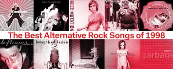 Rock Charts 2000 88 Best Alternative Rock Songs Of 1998 Spin