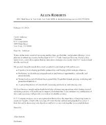 Example Cover Letter For Resume Unique Cover Letter And Resume Examples A Cover Letter For A Resume Example