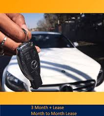 Long Term Car Rental | Monthly Car Hire South Africa