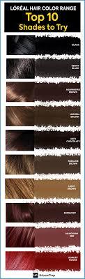 Feria Loreal Color Chart Loreal Hair Color Catalog 427908 L Oreal Feria S Hair Color