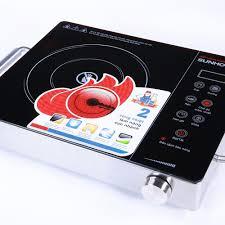 Bếp đôi điện từ SUNHOUSE SHB DI01 – Mua Sắm Điện Máy Giá Rẻ