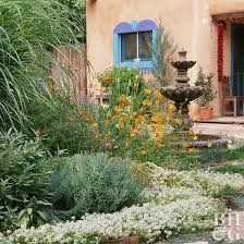 Small Picture Drought Tolerant Garden Plan