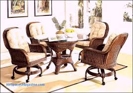 modern dining room chairs with casters best endearing dining room sets with caster chairs kitchen