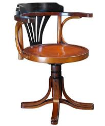 nautical office furniture. Wood Purser\u0027s Office Desk Chair Black \u0026 Honey 31\ Nautical Furniture I