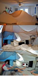 Easy Forts To Build Best 25 Blanket Forts Ideas Only On Pinterest Forts Sleepover