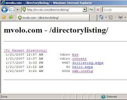 Get nice looking directory listings for your IIS website with ...