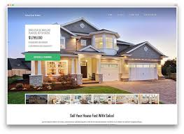 Real Estate Website Templates Magnificent 48 Best Real Estate WordPress Themes For Agencies Realtors And