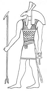 Small Picture Coloring Pages Ancient Egypt Coloring Pages Tryonshorts Egypt God