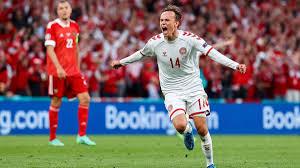 Football news - Mikkel Damsgaard price set as Liverpool, Spurs, Barcelona  and Juventus consider swoop - Paper Round - Eurosport