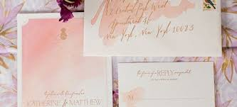 2018 wedding invitation trends you won t want to miss