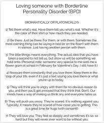 borderline personality es