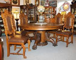 Round Oak Kitchen Tables 17 Best Ideas About Round Oak Dining Table On Pinterest Round